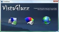 VistaGlazz Screenshot