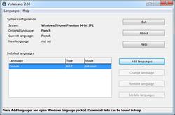 Vistalizator Screenshot