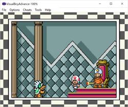 Visual Boy Advance Screenshot