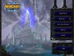 Warcraft III The Frozen Throne Screenshot