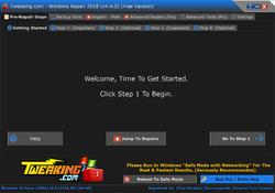 Windows Repair Screenshot