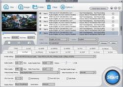 WinX DVD Ripper Platinum Screenshot