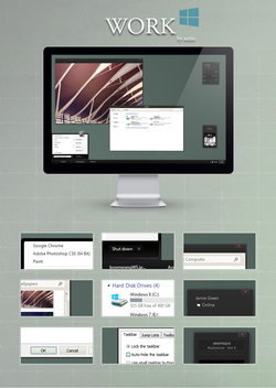 Work for Windows 8 Screenshot