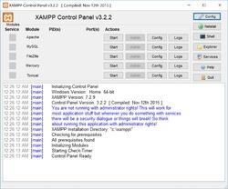 download xampp for windows 10 64 bits