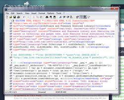 xint (notepad alternative) Screenshot
