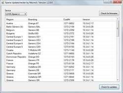 Xperia Updatechecker - Download