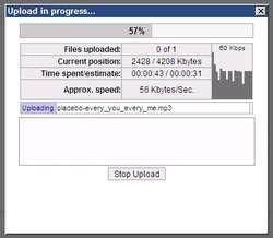 XUpload Pro Screenshot