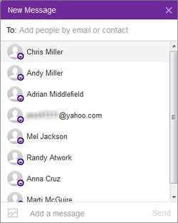 Yahoo! Messenger Free Screenshot
