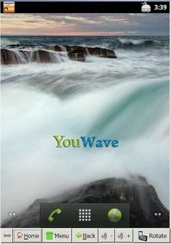 YouWave Screenshot