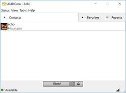 Zello Screenshot