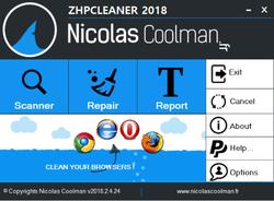 ZHPCleaner Screenshot