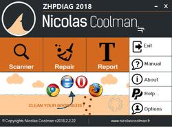 ZHPDiag Screenshot