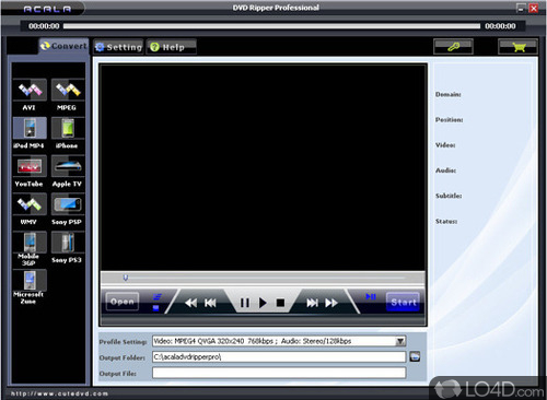 Acala DVD Ripper Professional - Download