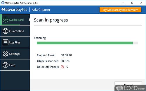 AdwCleaner - Screenshot 2