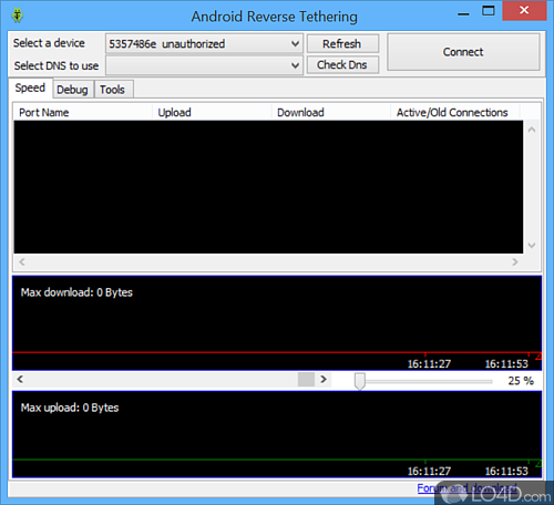 Android Reverse Tethering - Download