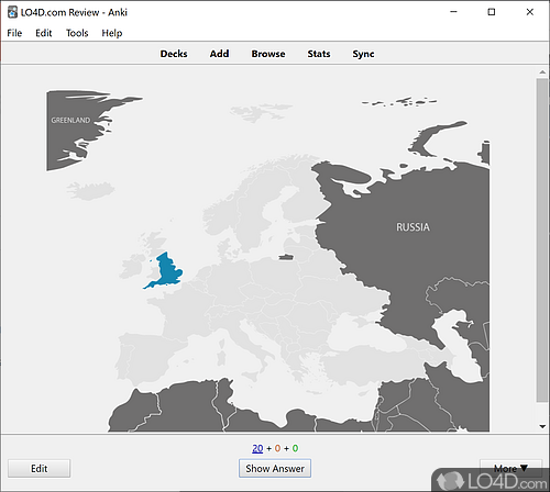 Anki - Screenshot 1