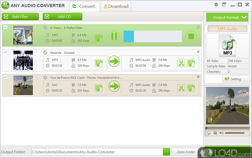 Any Audio Converter Freeware - Download