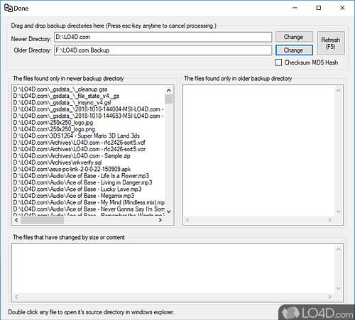 Backup Compare - Download