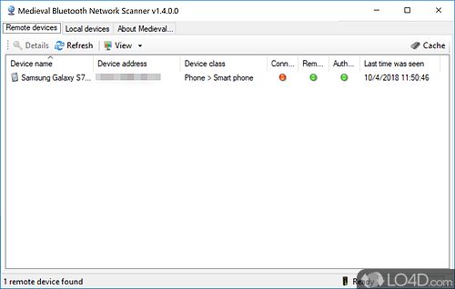 Bluetooth Scanner - Download
