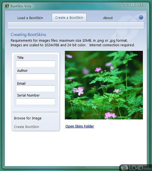 BootSkin - Screenshot 2