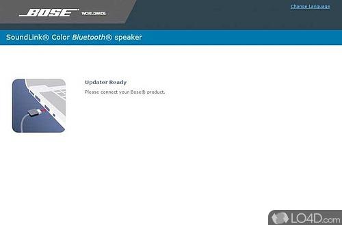 Bose Updater - Download