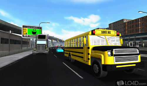Bus Driver 2012 - Screenshot 2