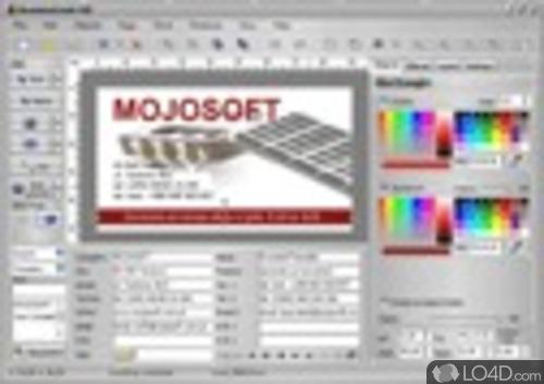 BusinessCards MX - Screenshot 3
