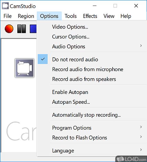 CamStudio - Screenshot 4