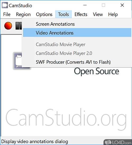 CamStudio - Screenshot 5
