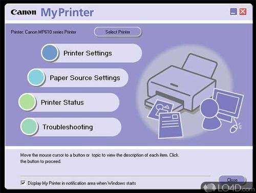 My Printer для Canon Скачать