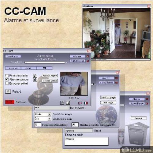 ����������ٱ����� cc-cam cc-cam-alarm-system.