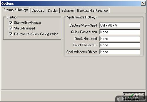 Clipboard Help and Spell - Screenshot 3