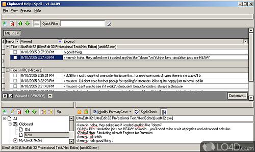 Clipboard Help and Spell - Screenshot 5