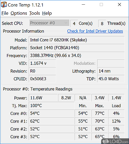 Core Temp - Download
