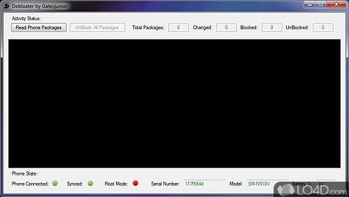 Debloater - Screenshot 2
