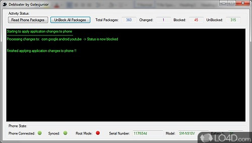 Debloater - Screenshot 5