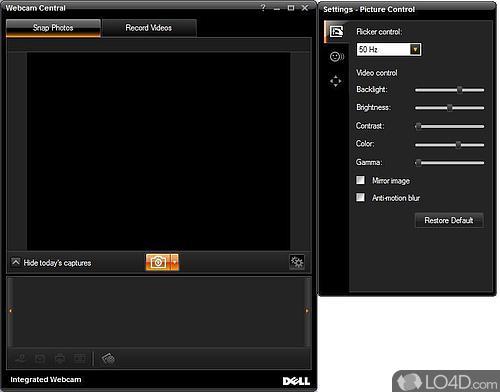 Dell Webcam Central - Download