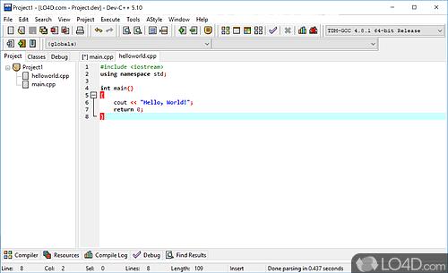 Dev-C++ Portable - Download