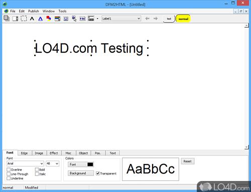 DFM2HTML - Download