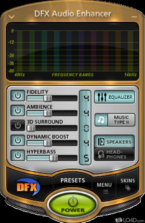 DFX Audio Enhancer - Download