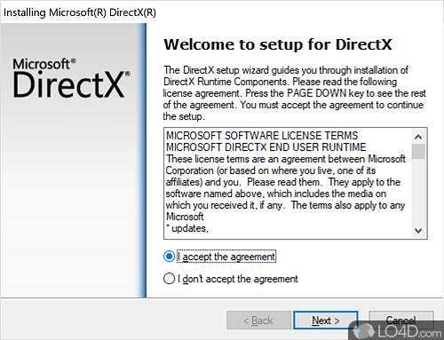 DirectX 9.0c - Screenshot 2