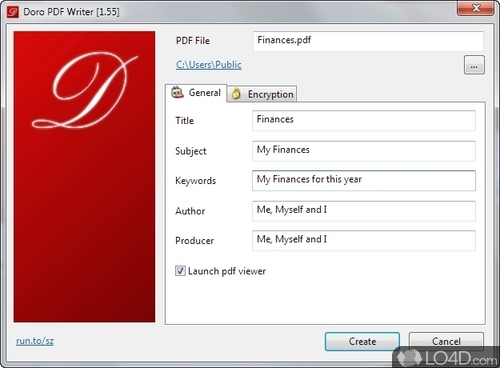 Doro PDF Writer - Download