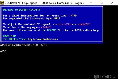 DOSBox - Download