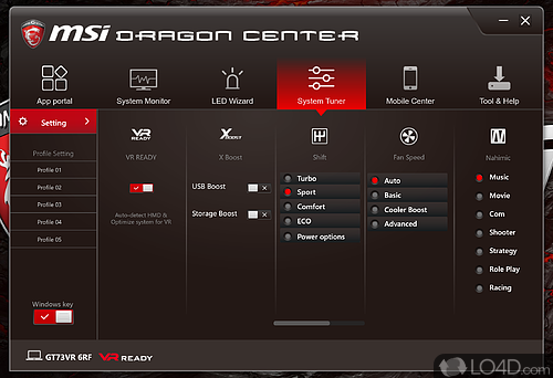 Dragon Center - Download