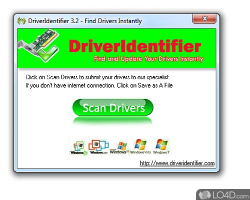 Driver Identifier - Screenshot 2