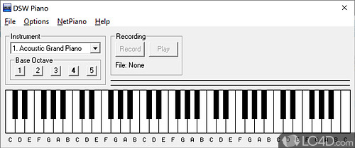 DSW Piano - Download