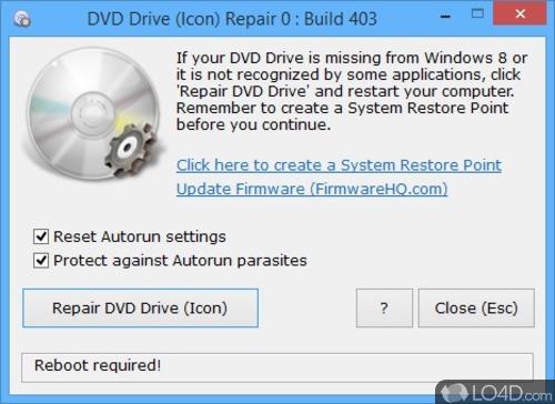 DVD Drive (icon) Repair - Download