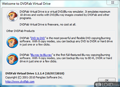DVDFab Virtual Drive - Download