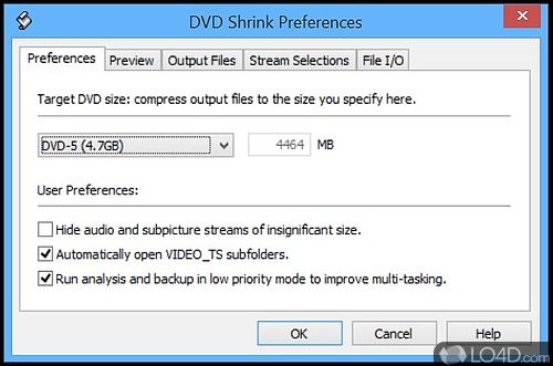 DVDShrink is a free software to backup DVD disks. . You can use this DVD S