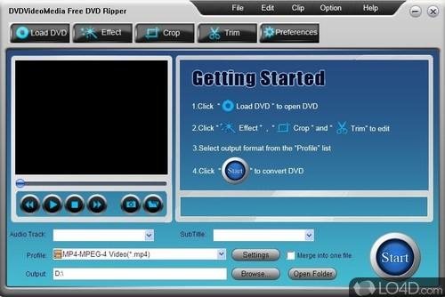 Free DVD Ripper - Download
